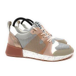 San Edelman sneakers Darsie Size 9.5 Pink Color
